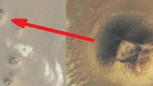 Những địa điểm kỳ lạ được phát hiện bởi Google khiến con người phải kinh ngạc