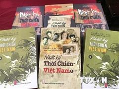 Tổ chức Kỷ lục Việt Nam tôn vinh bộ sách 'Nhật ký thời chiến Việt Nam'