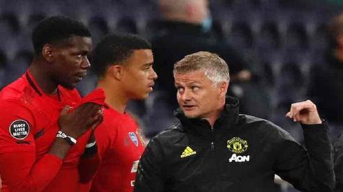 Man United – Sheffield United: Cú đấm trong nghịch cảnh