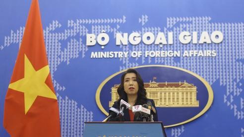 Mỹ trừng phạt Công ty vận tải khí và hóa chất: VN khẳng định không làm trái nghị quyết LHQ