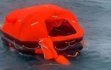 Chỉ mới tìm thấy 10 thuyền viên trên tàu nước ngoài gặp nạn tại Bình Thuận
