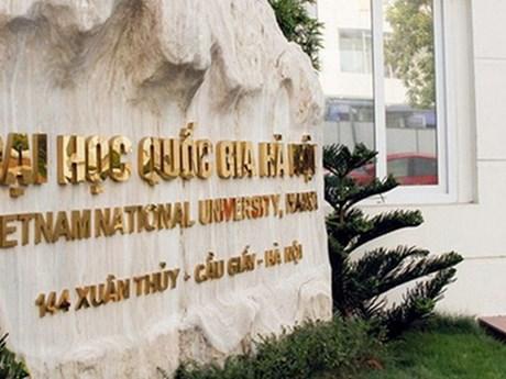 Năm 2021, Đại học Quốc gia Hà Nội sẽ đa dạng phương thức tuyển sinh