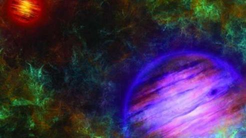 Phát hiện 2 hành tinh gấp ngàn lần Trái Đất, 'sinh ra từ hư không'