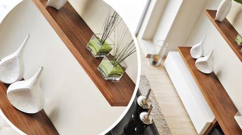 Các mẹo hữu ích sử dụng không gian nhỏ tại nhà như một nhà thiết kế nội thất thực thụ