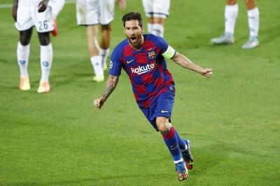 Trước vòng 14 La Liga: Chờ Messi bùng nổ
