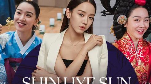 'Mr. Queen' Shin Hye Sun: Bông hoa nở muộn từ 'tình địch' Nhã Phương hóa nữ hoàng rating nức tiếng xứ Hàn