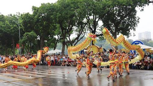 Múa cổ truyền Hà Nội: Chuyển động trong thời đại mới