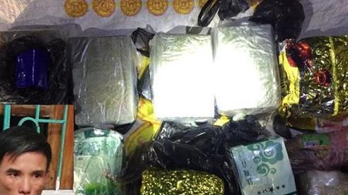 Bắt đối tượng vận chuyển số lượng lớn ma túy