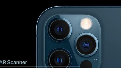 iPhone 13 sử dụng camera tương tự máy bay không người lái