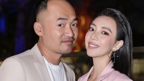 Thu Trang đọc rap khiến Tiến Luật bất ngờ, không thể nhịn cười
