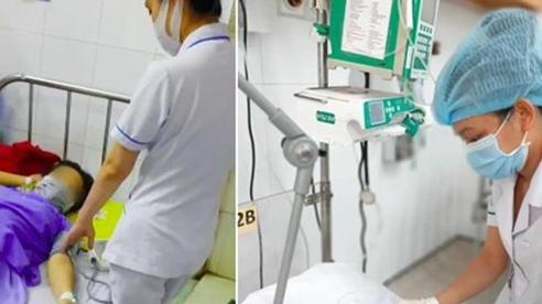 Lời khai sản phụ đẻ rơi trong nhà vệ sinh bệnh viện rồi bỏ con trong thùng rác