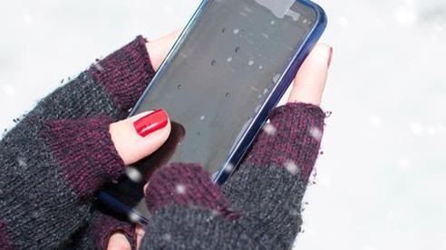 Vì sao cứ mùa đông là pin điện thoại lại tụt nhanh khủng khiếp?
