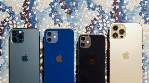 Doanh số iPhone 12 đứng đầu trên toàn cầu chỉ sau 2 tuần mở bán