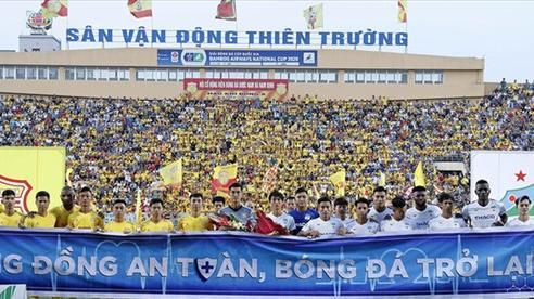 Bóng đá Việt Nam chuẩn bị cho các giải đấu quan trọng trong năm 2021