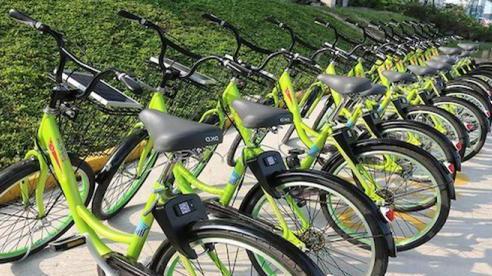 TP.HCM: Triển khai thí điểm xe đạp công cộng ở trung tâm Thành phố