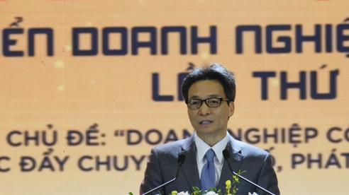 'Doanh nghiệp công nghệ phải giành lại thị trường, đưa Việt Nam phát triển đột phá'