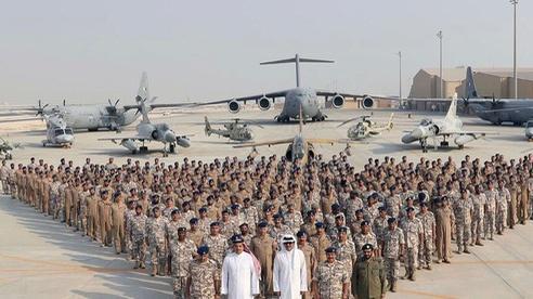 'Đại gia Trung Đông' bứt phá vòng vây: Thế lực quân sự mới trỗi dậy với sức mạnh không ngờ