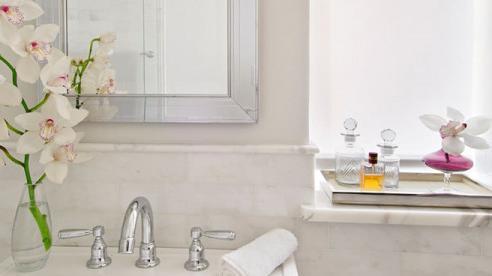 6 món đồ bạn tuyệt đối không được để trong nhà tắm