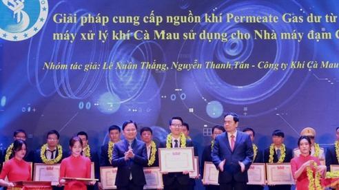 PV GAS được tuyên dương 'Tuổi trẻ sáng tạo'