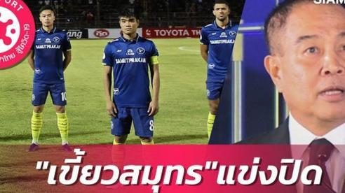 Bóng đá Thái Lan lại 'đóng cửa' vì Covid-19