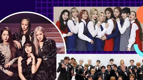 Kpop 'ầm ầm' trên BXH World Album: BlackPink lấy lại vị trí đã mất từ Twice, NCT có thêm trợ thủ