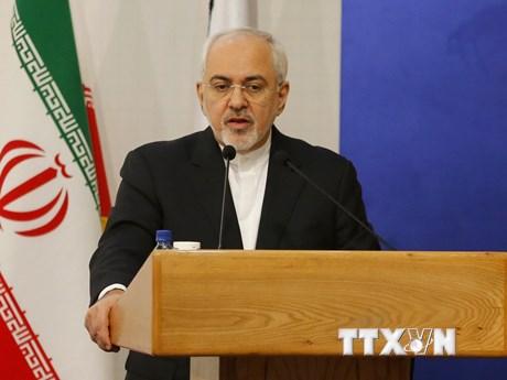 Iran phản đối cáo buộc của Tổng thống Mỹ về vụ tấn công Vùng Xanh