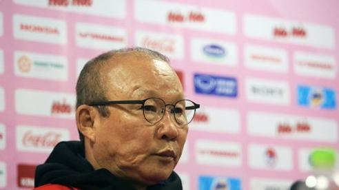 HLV Park Hang Seo khen ngợi U22 Việt Nam, hài lòng với thử nghiệm tại ĐTQG