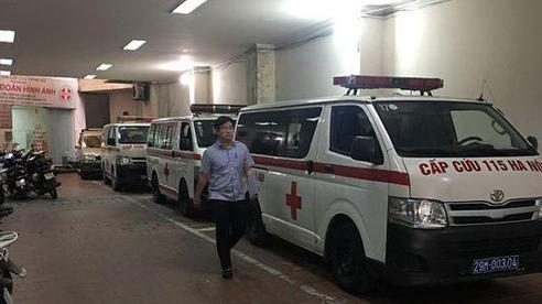 Sắp có mô hình cấp cứu trước bệnh viện?
