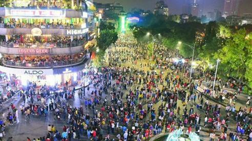 Hà Nội có thêm 8 tuyến phố đi bộ dịp cuối tuần