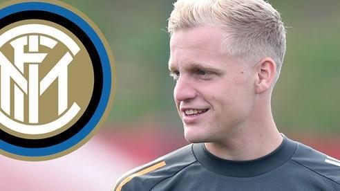 Inter lên kế hoạch 'giải cứu' Van de Beek