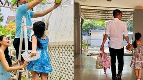 Công Vinh: 'Đời tôi lấy được Thuỷ Tiên là điều may mắn, có con gái là hạnh phúc rất lớn'