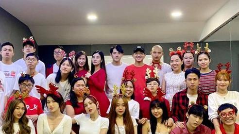 Sao Việt đón Giáng sinh như thế nào?