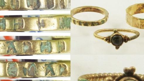 Cận cảnh kho báu 900 năm tuổi, lóa mắt vì loạt cổ vật bằng vàng, bạc