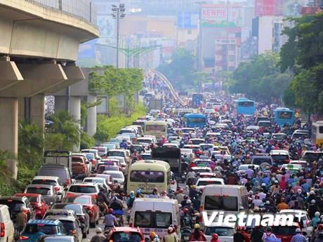 Ùn tắc giao thông tại Hà Nội sẽ diễn biến ngày càng phức tạp