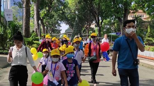 Thành phố Hồ Chí Minh dành 5.000 suất du lịch miễn phí cho trẻ mồ côi và hộ nghèo