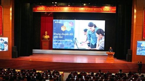 Ngành giáo dục Bắc Giang thúc đẩy triển khai chuyển đổi số