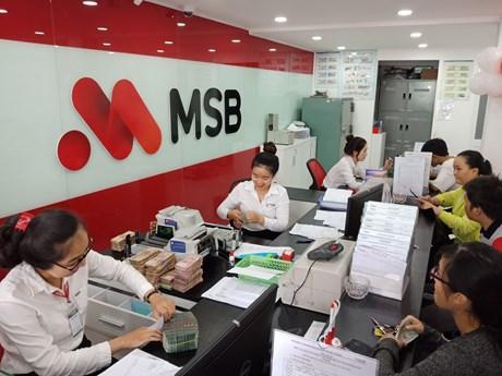 MSB thu về 224 tỷ đồng lợi nhuận từ chuyển nhượng vốn góp tại MSB AMC