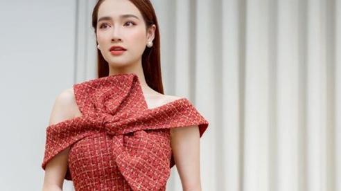 Nhã Phương chọn lựa váy áo tạo hiệu ứng thị giác vô cùng thông minh