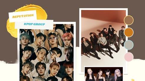 BXH thương hiệu nhóm nhạc KPop tháng 12/2020: BlackPink, NCT tăng điểm ầm ầm, BTS liệu có lung lay No.1?