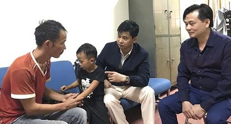 Chuyên án đặc biệt giải cứu cháu bé bị bắt cóc