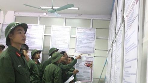 Hà Nội: Gần 1.400 vị trí việc làm, học nghề dành cho bộ đội xuất ngũ