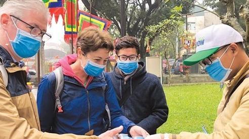 Giảm gần 80%, năm 2020, Việt Nam đón 3,8 triệu khách quốc tế