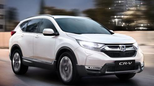 Giá xe ôtô hôm nay 27/12: Honda CR-V dao động từ 998-1.118 triệu đồng