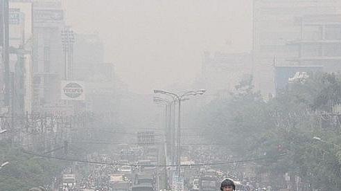 Miền Bắc tiếp tục ô nhiễm không khí