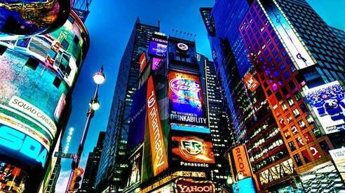 Sức hút từ những thành phố ánh sáng và lễ hội sôi động