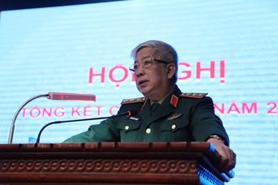 Cục Đối ngoại tổ chức hội nghị tổng kết công tác năm 2020