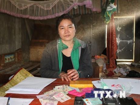 Điện Biên: Bắt giữ một phụ nữ buôn bán heroin và ma túy tổng hợp