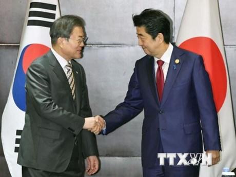Quan hệ Nhật Bản-Hàn Quốc trong năm 2021 sẽ tiếp tục bế tắc