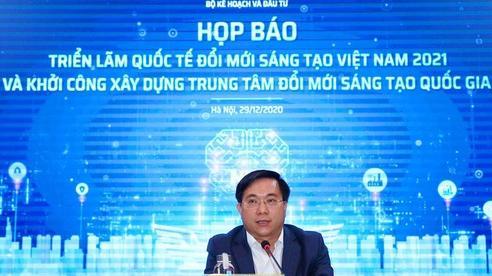 750 tỉ đồng vốn 'ngoài ngân sách' xây dựng trung tâm đổi mới sáng tạo ở Hà Nội