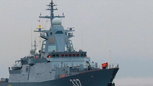 Hải quân Nga tiếp nhận tàu hộ tống Gremyashchy